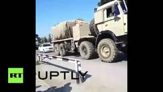 Азербайджанские военные перебрасывают тяжелую технику в Нагорный Карабах(Вооруженные силы Азербайджана начали переброску тяжелой техники в зону конфликта в Нагорном Карабахе...., 2016-04-02T11:30:16.000Z)