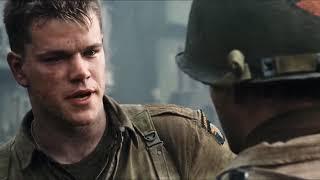 Saving Private Ryan/Best scene/Steven Spielberg/Tom Hanks/Matt Damon/Tom Sizemore
