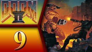 Doom 2: Hell on Earth playthrough pt9 - No Health, No Ammo, NO HOPE!