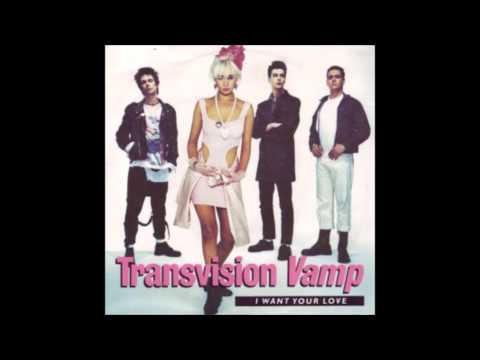 Transvision Vamp (Wendy James) interview - 1988: Band didn't last as long as she thought