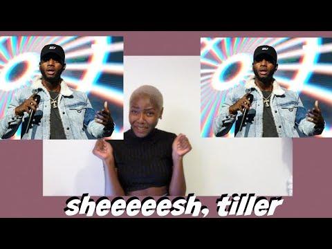 Bryson Tiller - Canceled First Reaction