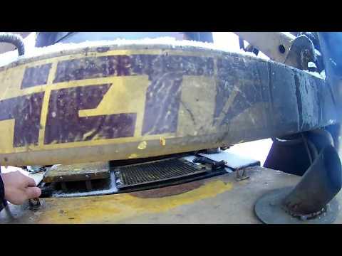 Командировка на МКСМ 800H 5386 часов наработки /Запуск при минус 12гр.,чистка переездов