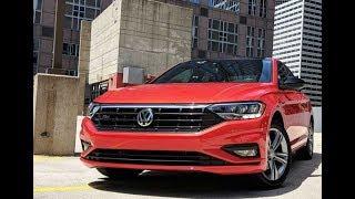 2019 Volkswagen Jetta: das Orange