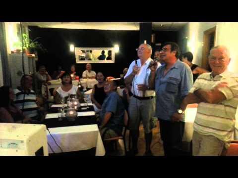 Karaoke bar restaurant AL VENT A CALPE