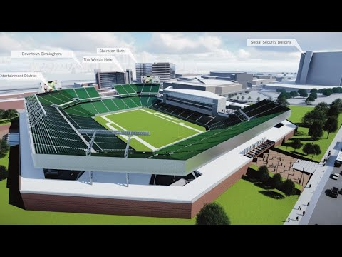 UAB Approves Lease To Play Football At New Birmingham Stadium