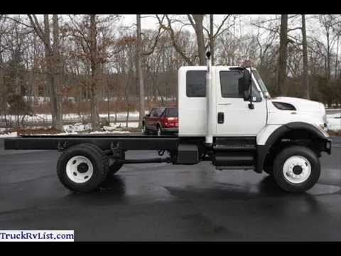 Used Cab And Chassis Trucks For Sale Youtube