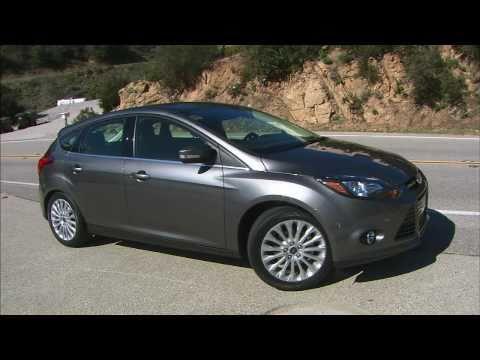 DRIVE- 2012 Ford Focus Titanium