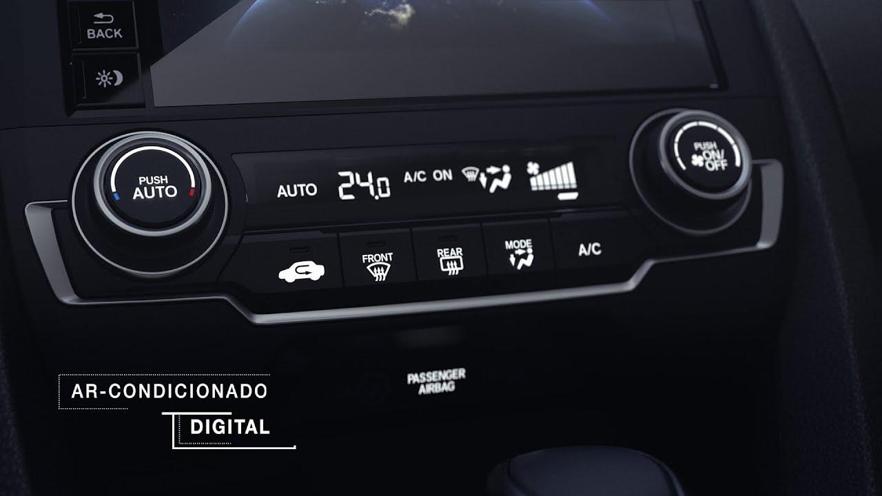 Honda Civic 2021 - Ar Condicionado