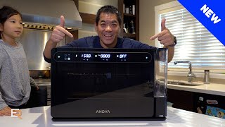 Anova Precision Combi Oven Review - Is It Just A Fancy $600 Toaster Oven?