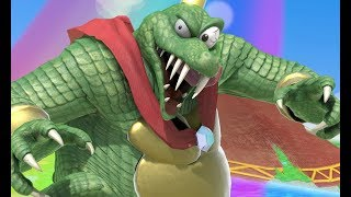 How to Play King K. Rool in Smash Ultimate