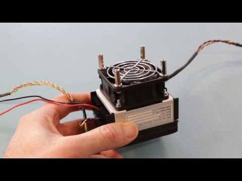 1.2.1 Thermoelectric Cooling Design