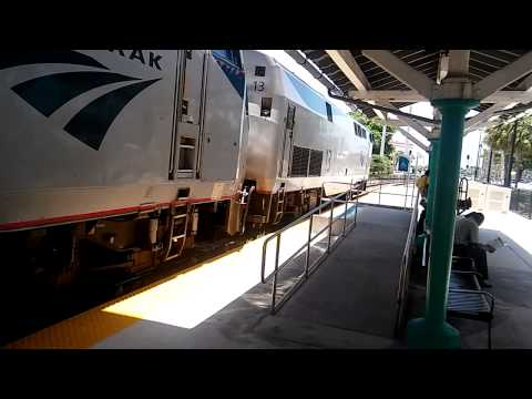 Amtrak West Palm Beach Station part 2