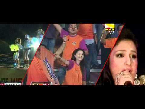 Kochi Tuskers Kerala Promo Song With Anitha Shaiq .mp4