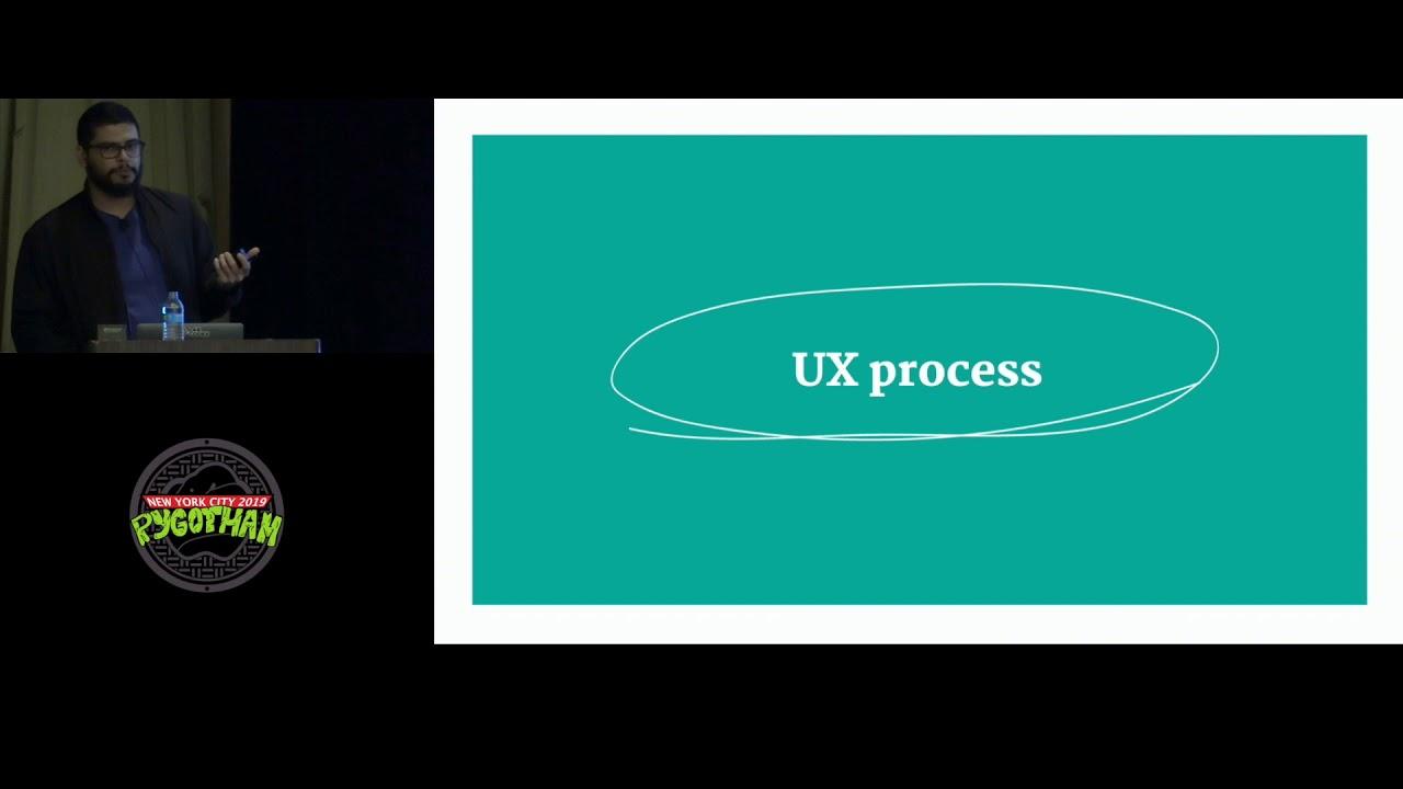 Image from User focused API design