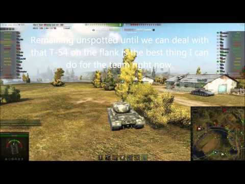 World of Tanks - T30 solo run for TD-13