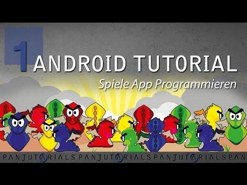 Android Tutorial Spiele App Programmieren 1 - Vorgeschmack - Das Lernt Ihr Hier!