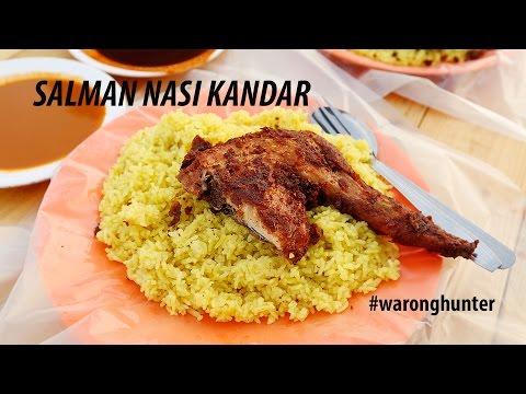 SALMAN NASI KANDAR (NASI KANDAR MELAYU) | WARONG HUNTER