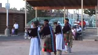Navajo Dancers Out West 2004.mov