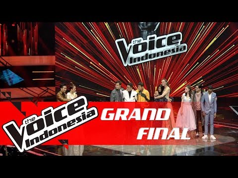 The Result Grand  Final | GRAND FINAL | The Voice Indonesia GTV 2018