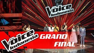 Gambar cover The Result Grand  Final | GRAND FINAL | The Voice Indonesia GTV 2018