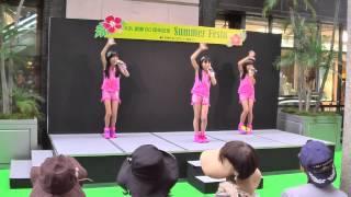 office NOIR ノアールキッズ 小学生ユニット 『らぱん』 左から ♡ 赤星 ...
