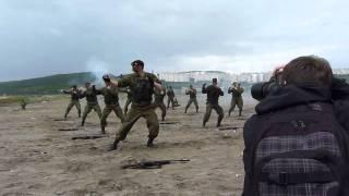 Спутник -Печенга разведрота морской пехоты 25.06.2011(