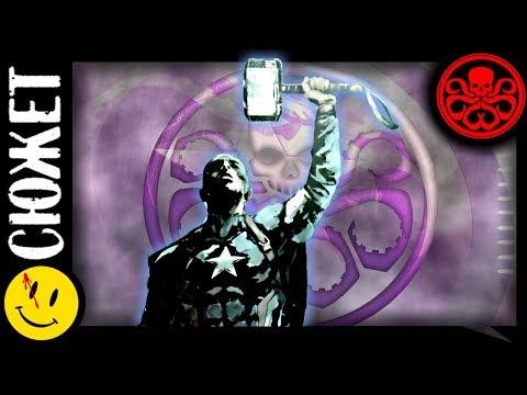 ТАЙНАЯ ИМПЕРИЯ: Гидра-Капитан Америка ДОСТОИН МОЛОТА ТОРА?! (Secret Empire. Marvel Comics) ч.3