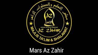 Download Mp3 Lirik Mars Az Zahir 2019