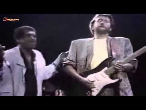 Ben E  King ft Eric Clapton, Phil Collins - Stand By Me live - Subtitulos English - SD & HD