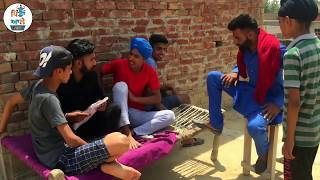 ਪੰਜਾਬ ਚ' ਤੂਫ਼ਾਨ ! Toofan in Punjab●Pindan Aaley●Funny Video 2018●Watch Full Video
