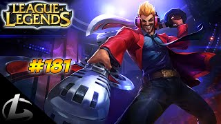 League Of Legends - Gameplay - Draven Guide (Draven Gameplay) - LegendOfGamer