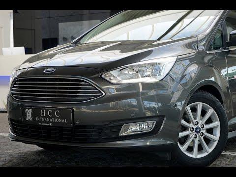 HCC-International - Ford C-Max 1,0 Ecoboost Titanium Kamera