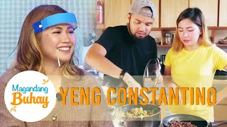 Yeng and Yan are not used to being together 24/7 | Magandang Buhay
