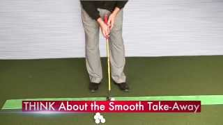 Video Step #1 - Smooth Take-Away with the Butter Putter from EyeLine Golf download MP3, 3GP, MP4, WEBM, AVI, FLV Oktober 2018