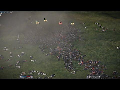 """Napoleon Total War 3v3 """"D-DAY"""" (Guerrilla Tactics)"""