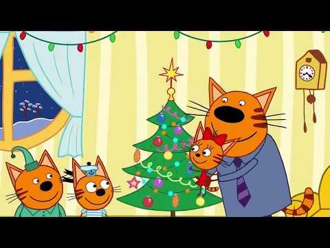 Три кота | Серия 26 | Новый год