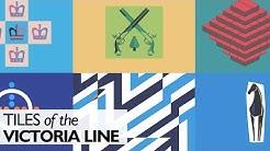 Victoria Line Tiles