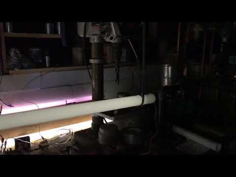 Radiant receiver test 1