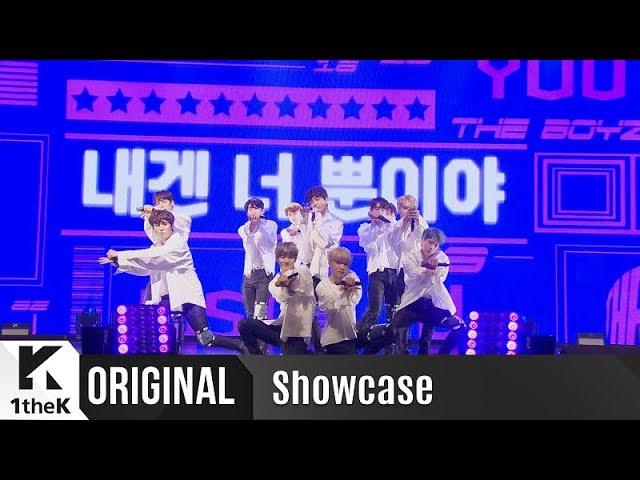 Showcase(쇼케이스): THE BOYZ(더보이즈) _ Just U