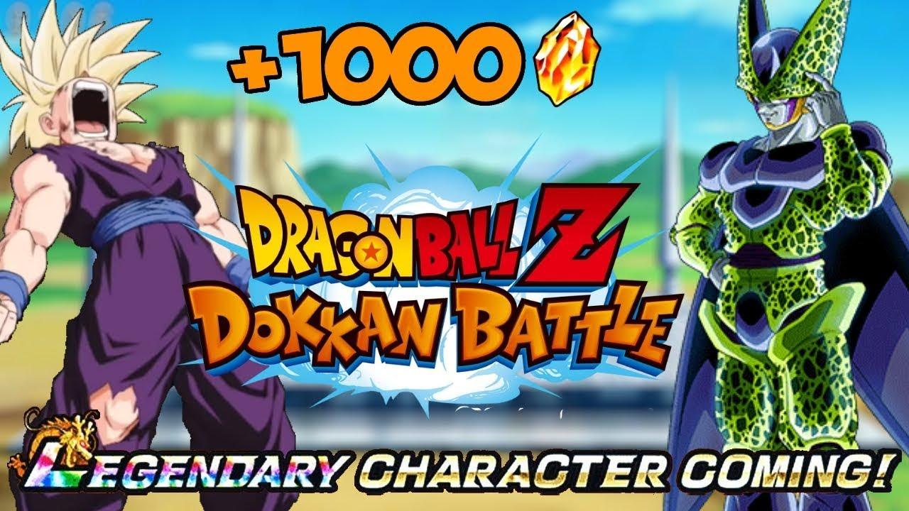¡GOHAN VS CELL! +1000 PIEDRAS - Dragon Ball Z Dokkan Battle 300mil DLS Celebration