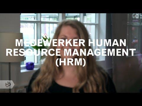 Medewerker human resource management (hrm) (SBB)