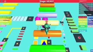 Roblox Ultra Fun Obby Hholykukingames Plays Stages 1 To 437
