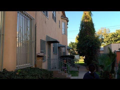 Аренда квартиры в Лос-Анджелесе, часть 1 // California 076