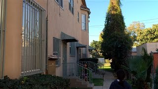 Аренда квартиры в Лос-Анджелесе, часть 1 // California 076(, 2014-02-18T09:49:25.000Z)