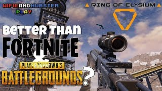 Ring of Elysium Gameplay - Is RoE better than Fortnite and PUBG?! The cold never bothered me anyway.