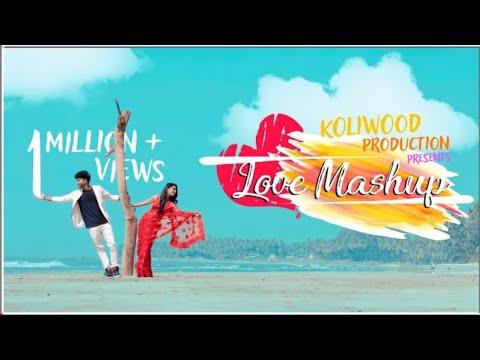 LOVE MASHUP ROMANTIC | ANKITA RAUT | PAVAN LONKAR - SHAKAMBARI | PRAVIN Lyrics Video/WhatsApp Status