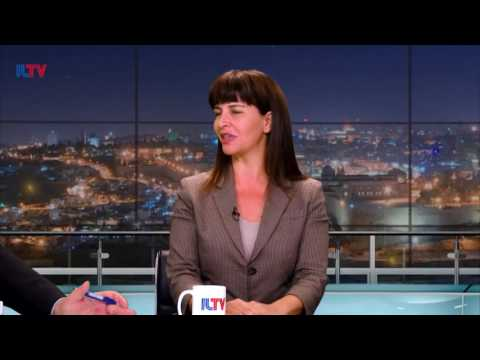 Dr. Einat Wilf Discussing Trump Plan to Move Israel Embassy to Jerusalem