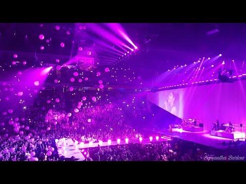 Ariana Grande - Sometimes (HD) Manchester Dangerous Woman Tour 22.5.17 | Samantha Barlow
