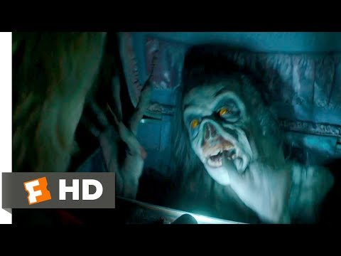 Insidious: The Last Key (2018) - The Suitcase Horror Scene (5/9)   Movieclips