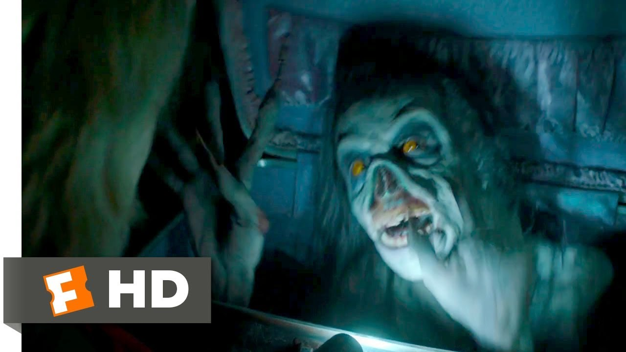 Insidious: The Last Key (2018) - The Suitcase Horror Scene (5/9) | Movieclips